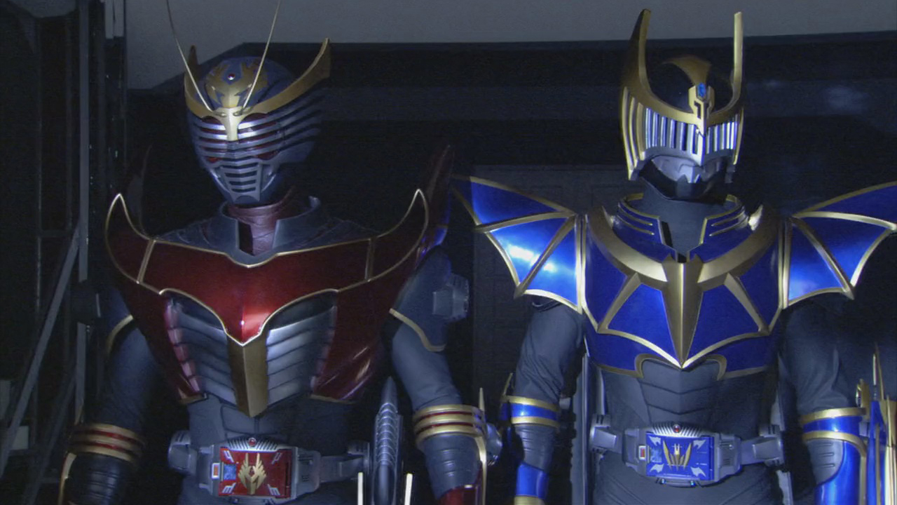 Kamen Rider Ryuki Episode Final