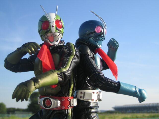 Kamen Rider The First (1)