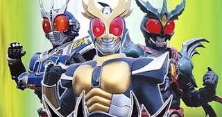 Kamen Rider Agito Resize
