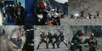 Kamen Rider Black Rx With Robo Bio