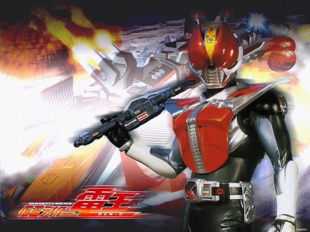 Kamen Rider Den O Sword Form