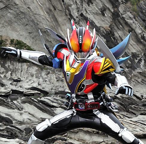 Kamen Rider Den O Cho Climax Form