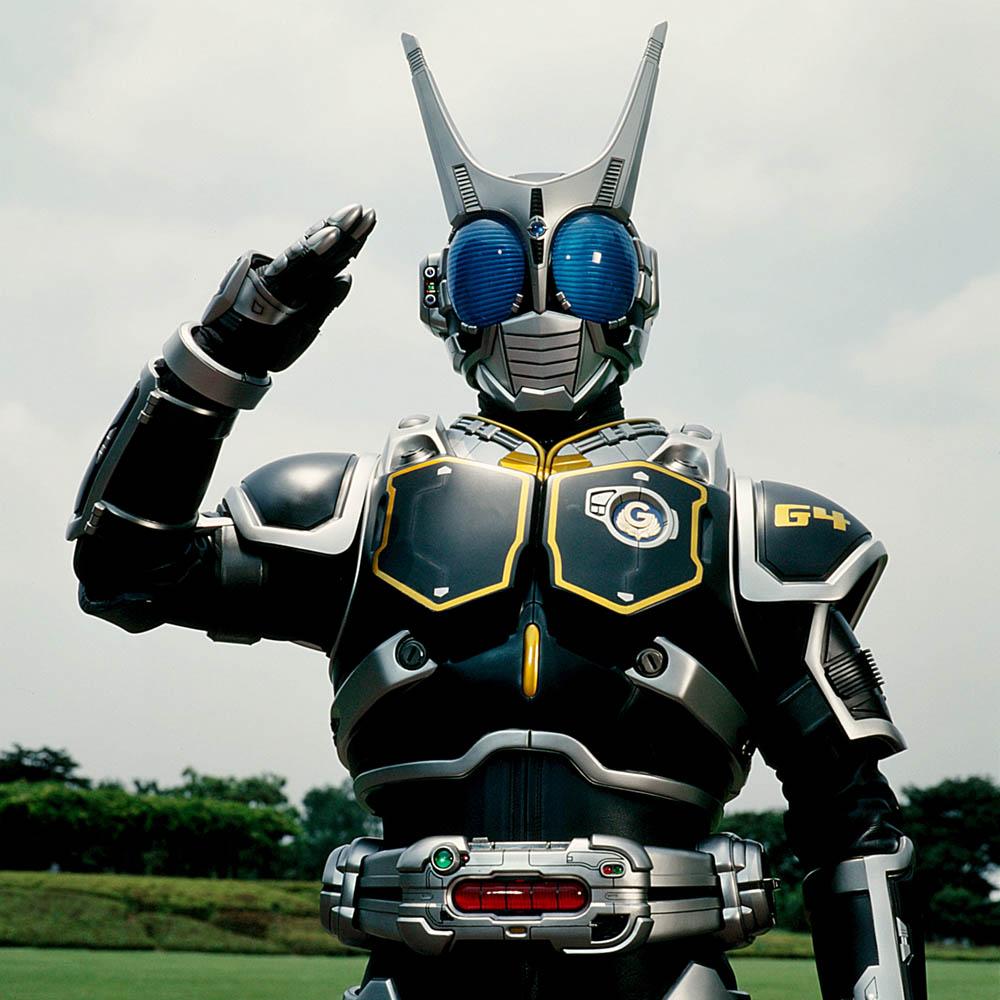 Kamen Rider G4 1