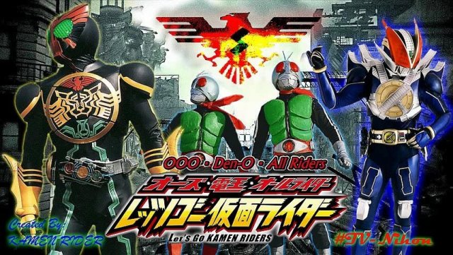 Movie 5 Llets Go Kamen Riders 02