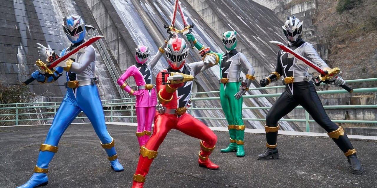 Power Rangers Dino Fury Rangers