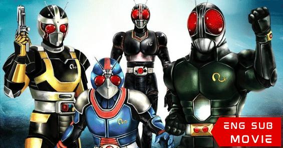 Kamen Rider Black RX – Run All Over The World