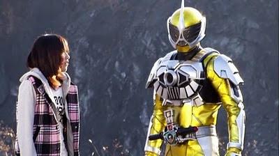 Kamen Rider Accel Booster2