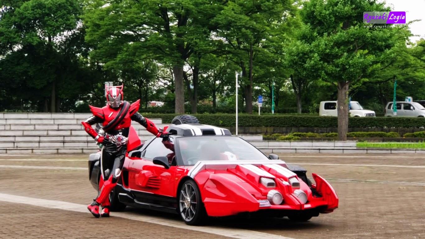 Kamen Rider Drive 02 Subtitle 554ce79493b19