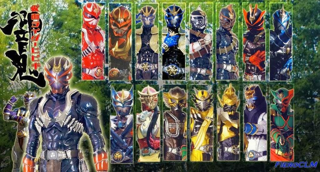 Kamen Rider Hibiki The Movie3