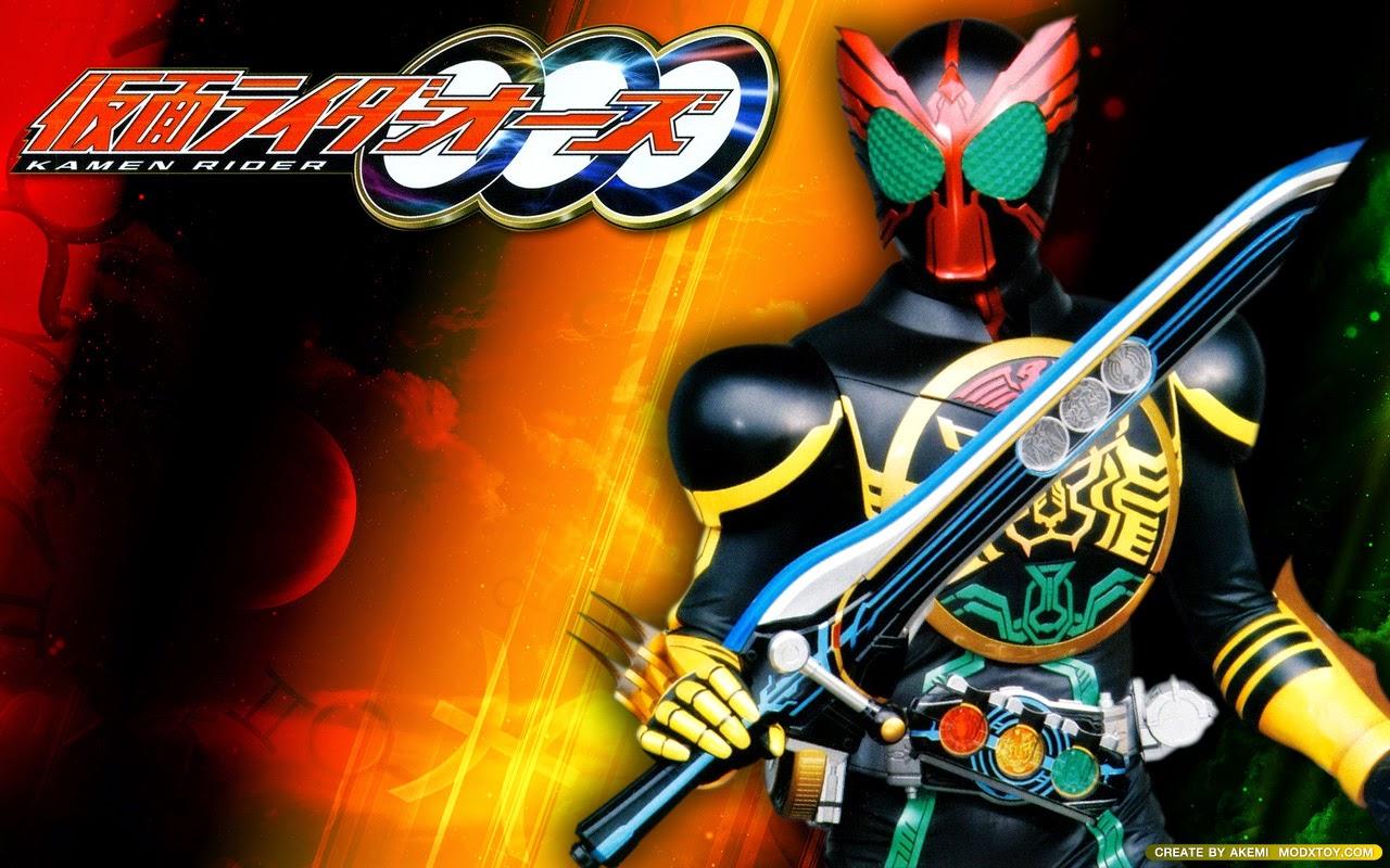 Kamen Rider Ooo 1