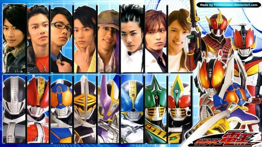Kamen Rider Den O By Yorkemaster D5nvkve