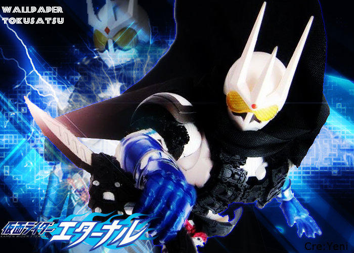 Kamen Rider Eternal By Haule0123 D98iuru Fullview