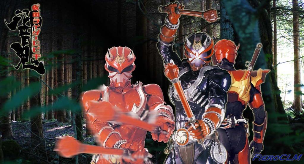 Kamen Rider Hibiki By Fieroclm D6b5p92