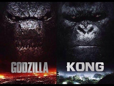 Kong Godzilla