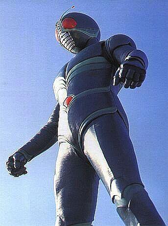 Masked Rider J