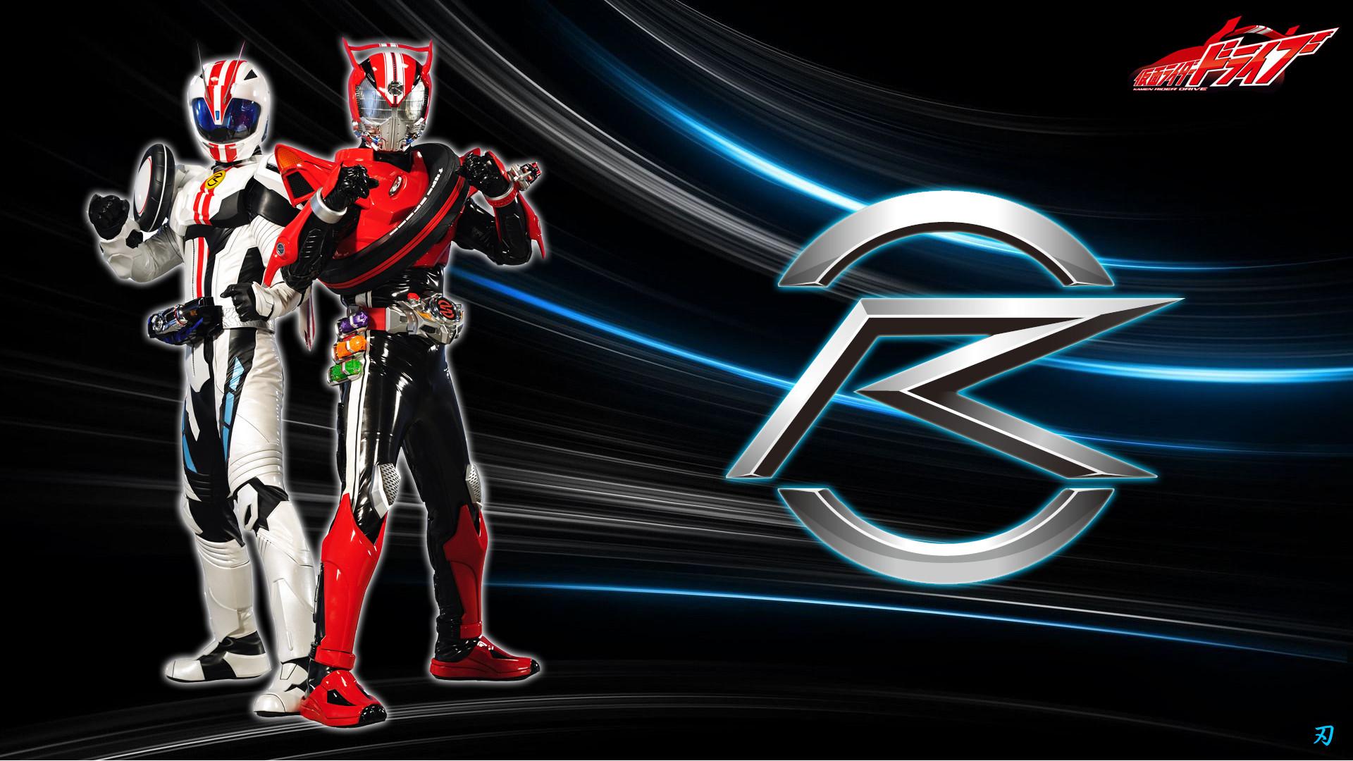 35 350273 1920x1080 Kamen Rider Drive And Mach By Yaiba1