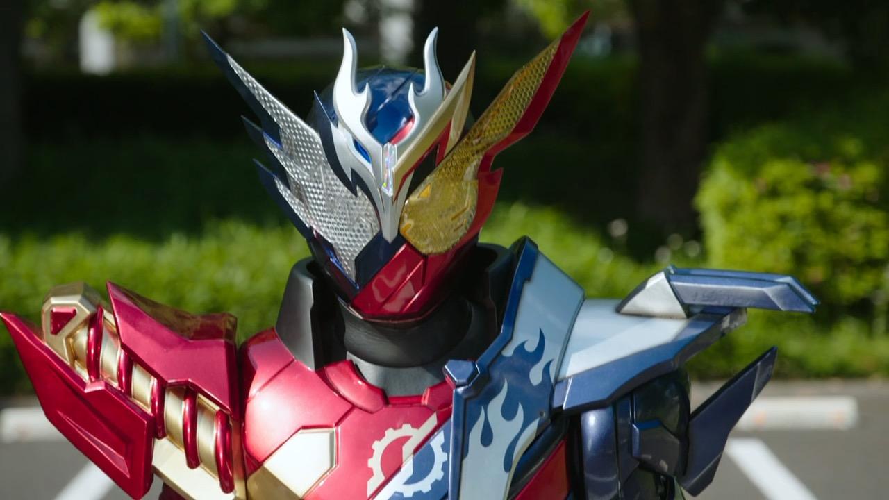 Be The One Kamen Rider Cross Z Build