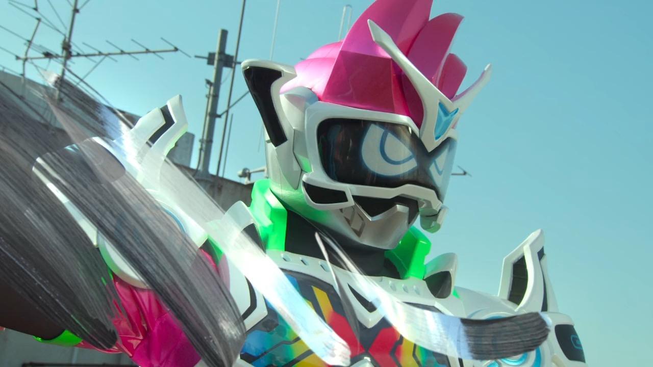 Kamen Rider Ex Aid True Ending