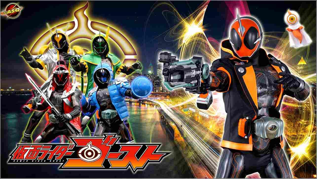 Kamen Rider Ghost Wallpapers 16