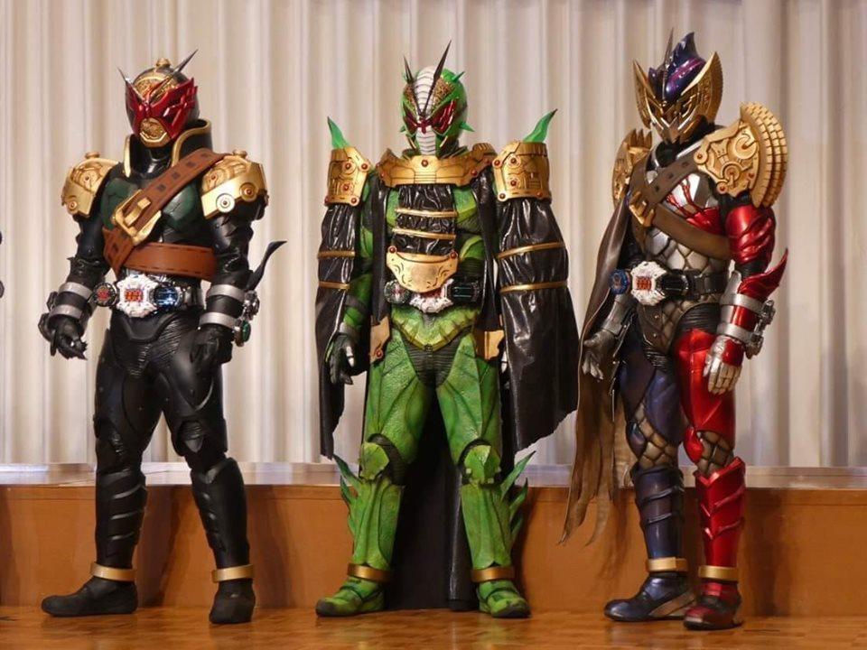 Kamen Rider Zi O Summer Movie Riders