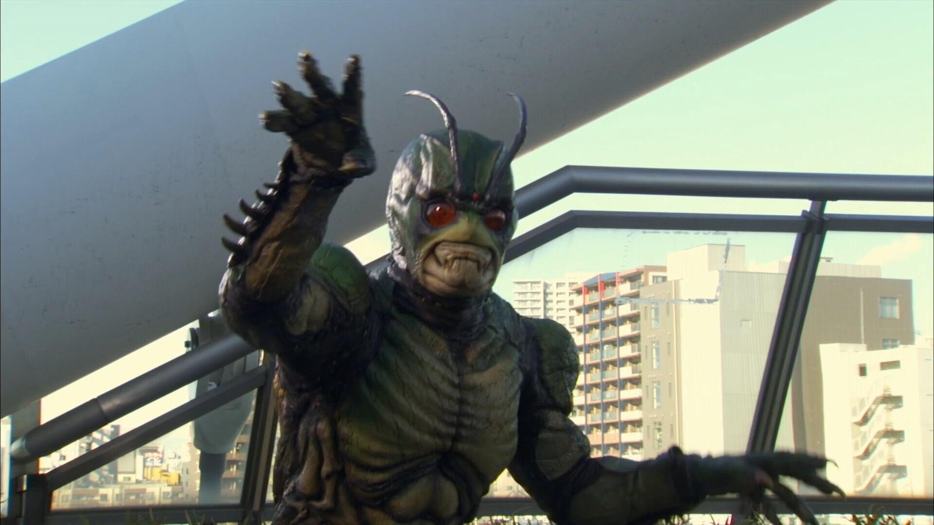 Shin Lets Go Kamen Riders