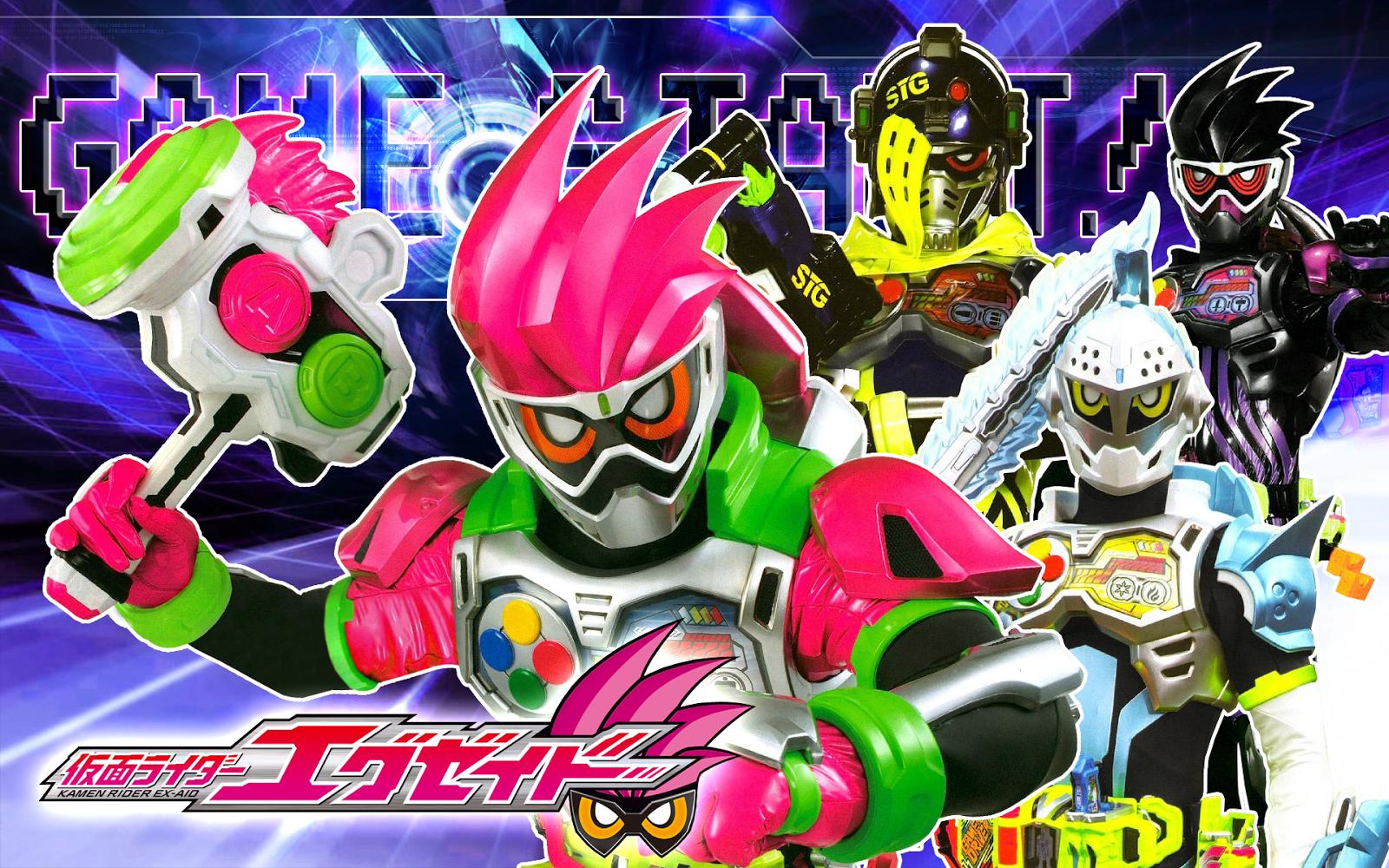 Kamen Rider Ex Aid Wallpaper By Malecoc Dago2yv