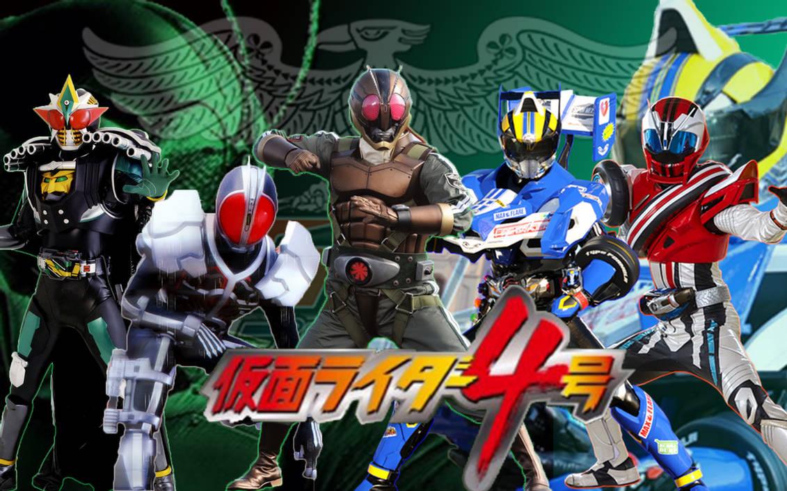 Kamen Rider Yongou Movie Ver 2 By Kienxoanend D9dyz97 Pre