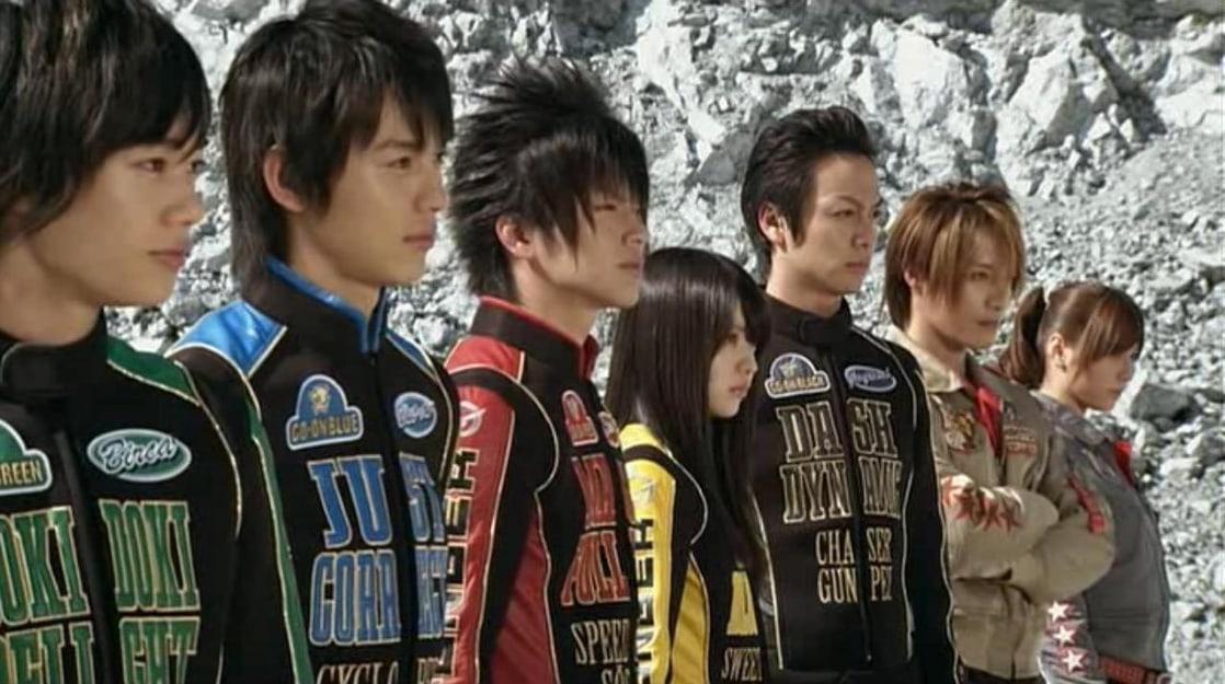 1118full Samurai Sentai Shinkenger Vs Go Onger Ginmakubang!! Screenshot