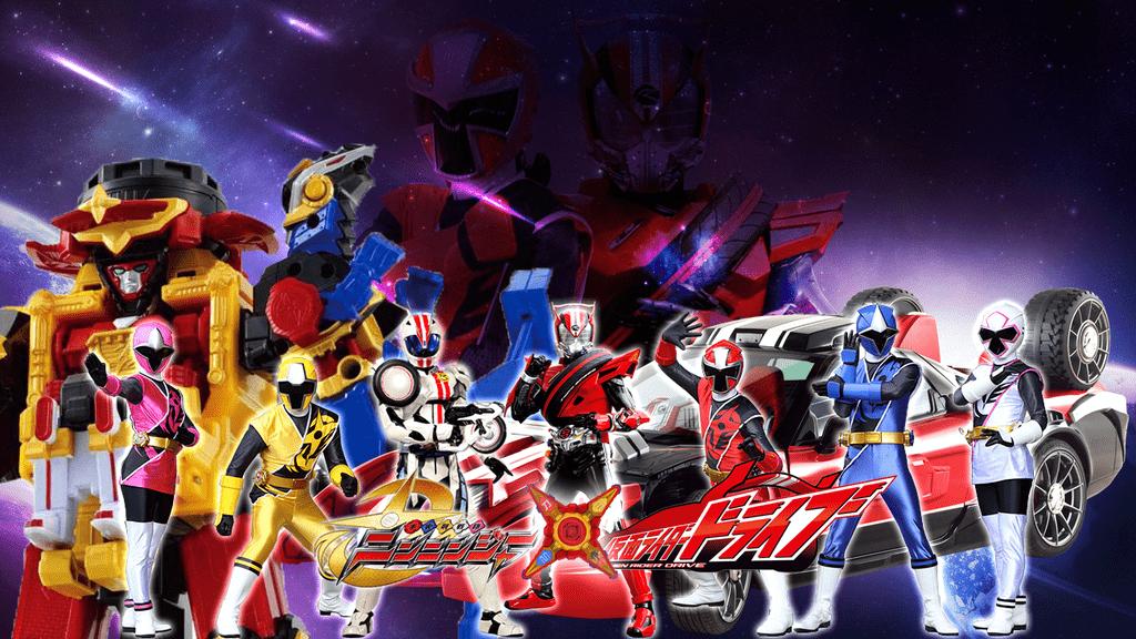 2015 Shuriken Sentai Ninninger Vs Kamen Rider Drive