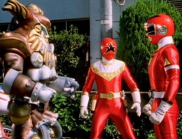 600full Gekisou Sentai Carranger Vs. Ohranger Screenshot