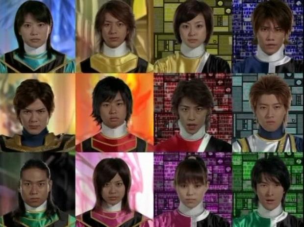 620full Mahou Sentai Magiranger Vs Dekaranger Screenshot