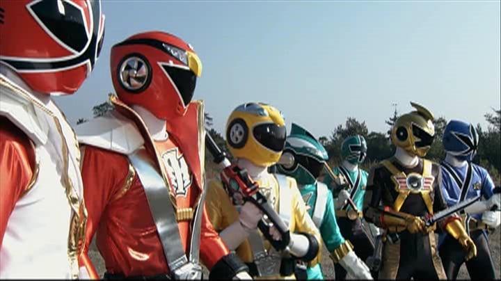 720full Samurai Sentai Shinkenger Vs Go Onger Ginmakubang!! Screenshot