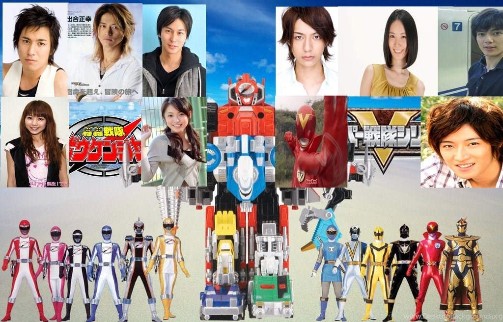 809509 Go Go Sentai Boukenger Vs Super Sentai Wallpapers By 1024x656 H