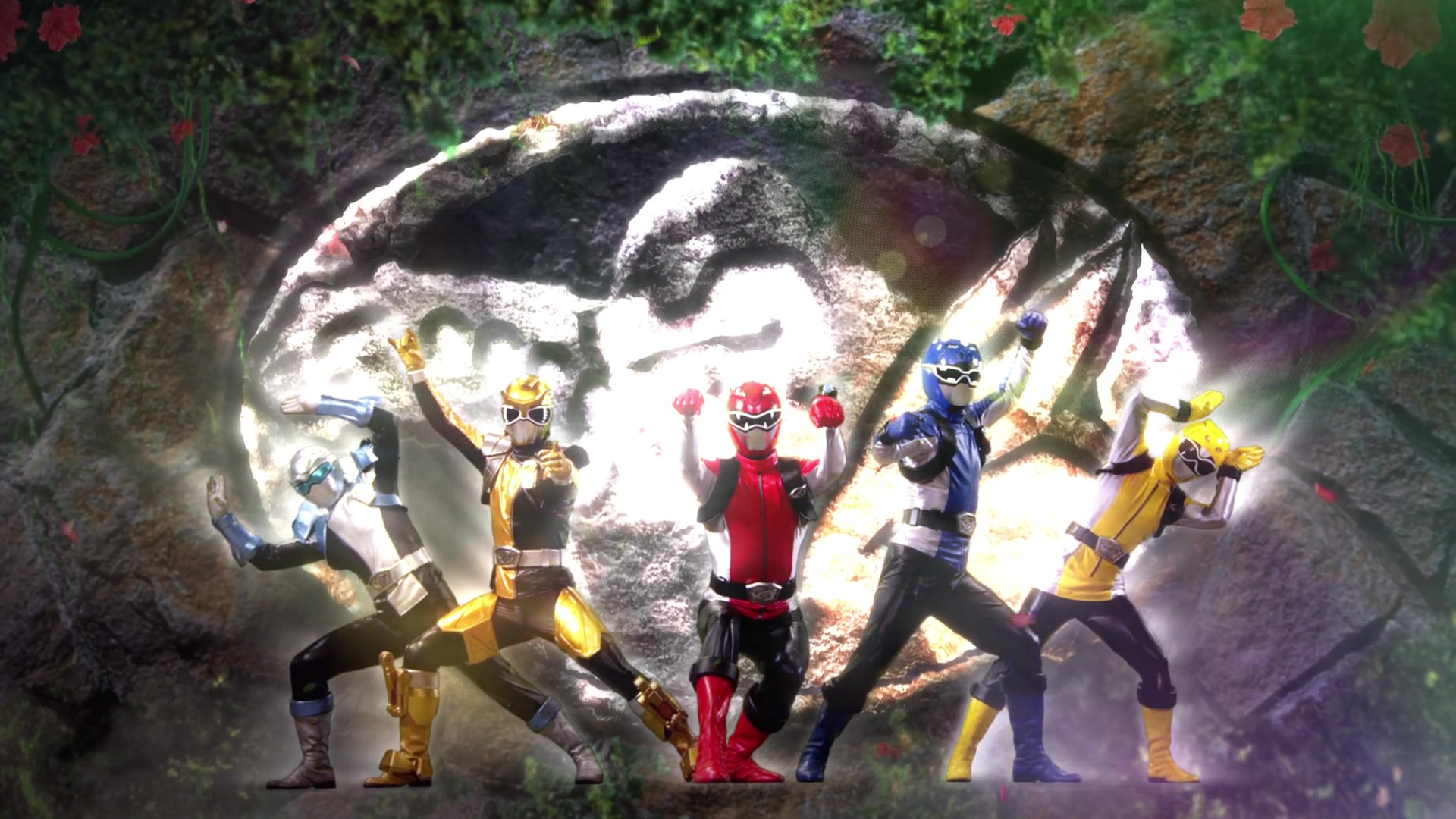 Dōbutsu Sentai Go Busters
