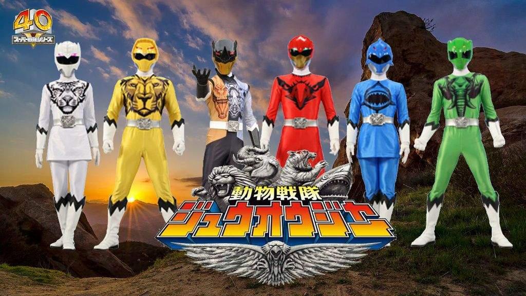 Doubutsu Sentai Zyuohger Chiến đội Động Vật Zyuohger 1