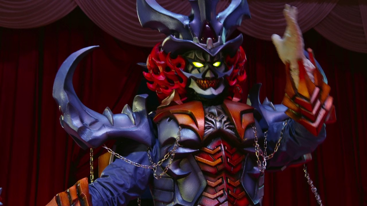Doubutsu Sentai Zyuohger The Movie Domidoll