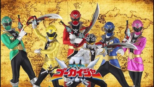 Kaizoku Sentai Gokaiger Chiến đội Hải Tặc Gokaiger 3