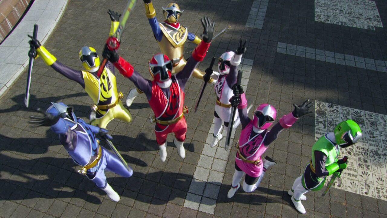 Power Rangers Ninja Steel Season 2
