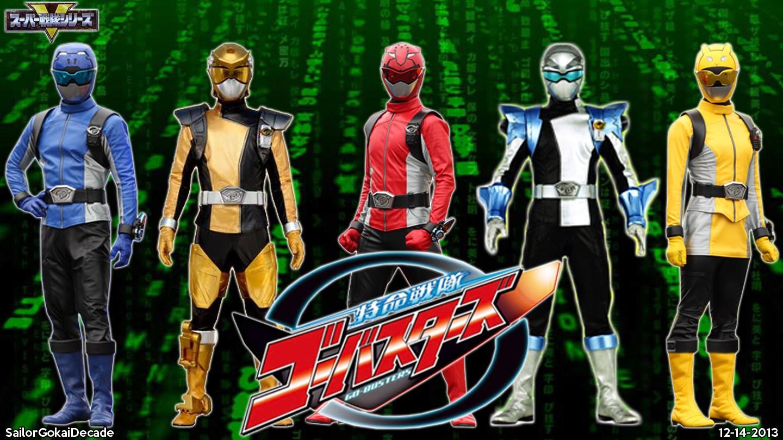 Tokumei Sentai Go Busters Chiến đội Đặc Mệnh Go Busters 1