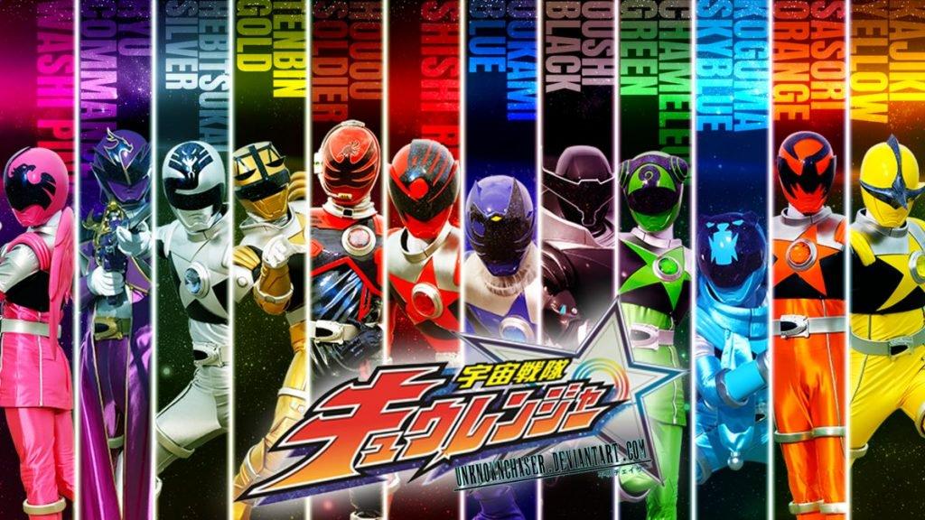 Uchu Sentai Kyuranger Chiến đội Vũ Trụ Kyuranger 2