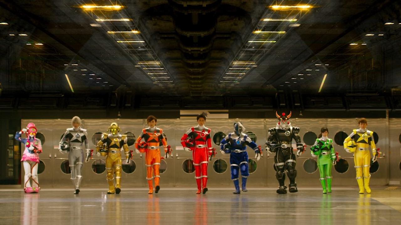 Uchu Sentai Kyuranger The Movie