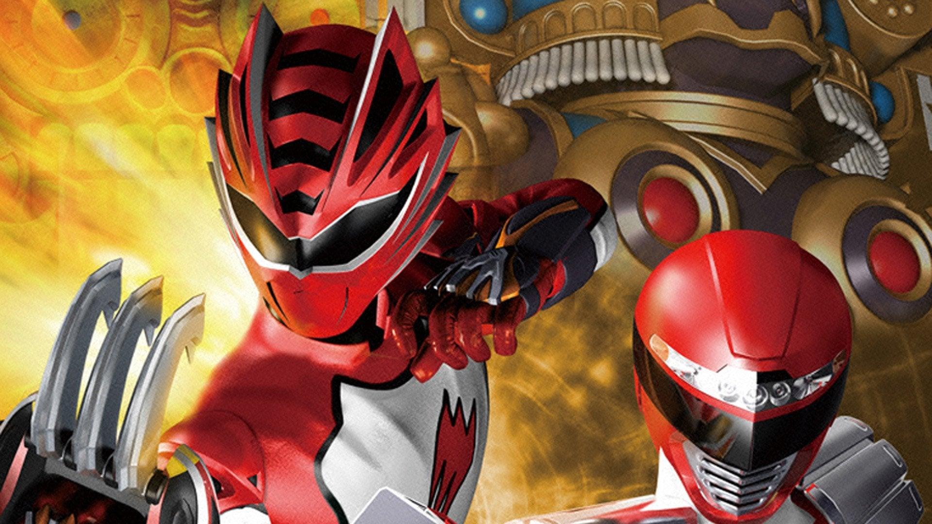 Juken Sentai Gekiranger Vs Boukenger 1