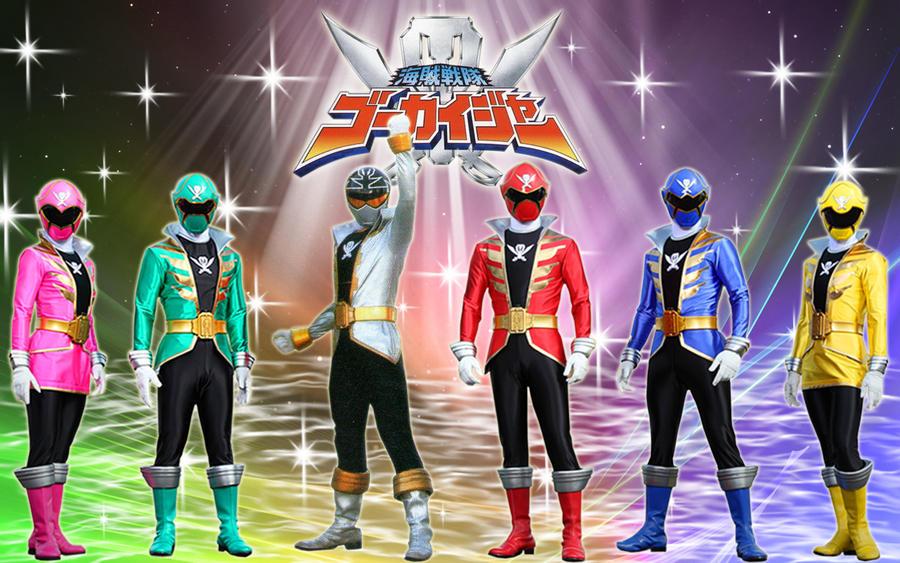 Kaizoku Sentai Gokaiger By Blakehunter D4gyf3s