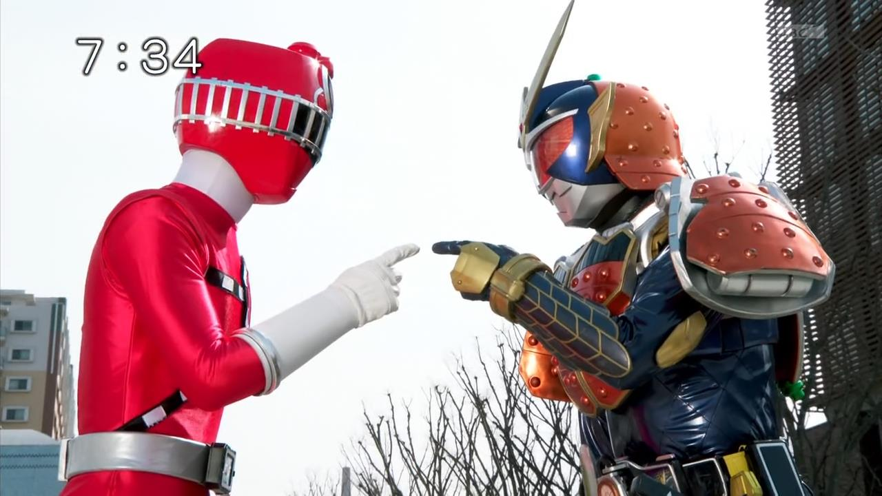 Over Time Express Sentai Toqger Vs Kamen Rider Gaim A57cb241 Mkv Snapshot 03 05 2014 04 04 00 27 56