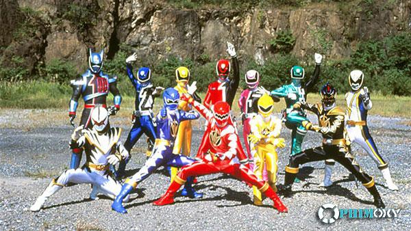Sieu Nhan Canh Sat Deka Vs Sieu Nhan Khung Long Sam Set Tokusou Sentai Dekaranger Vs Abaranger 2015 3