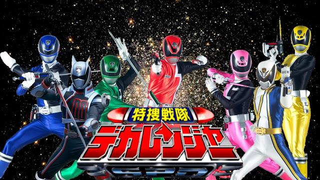 Tokusou Sentai Dekaranger By Butters101 D73akw7