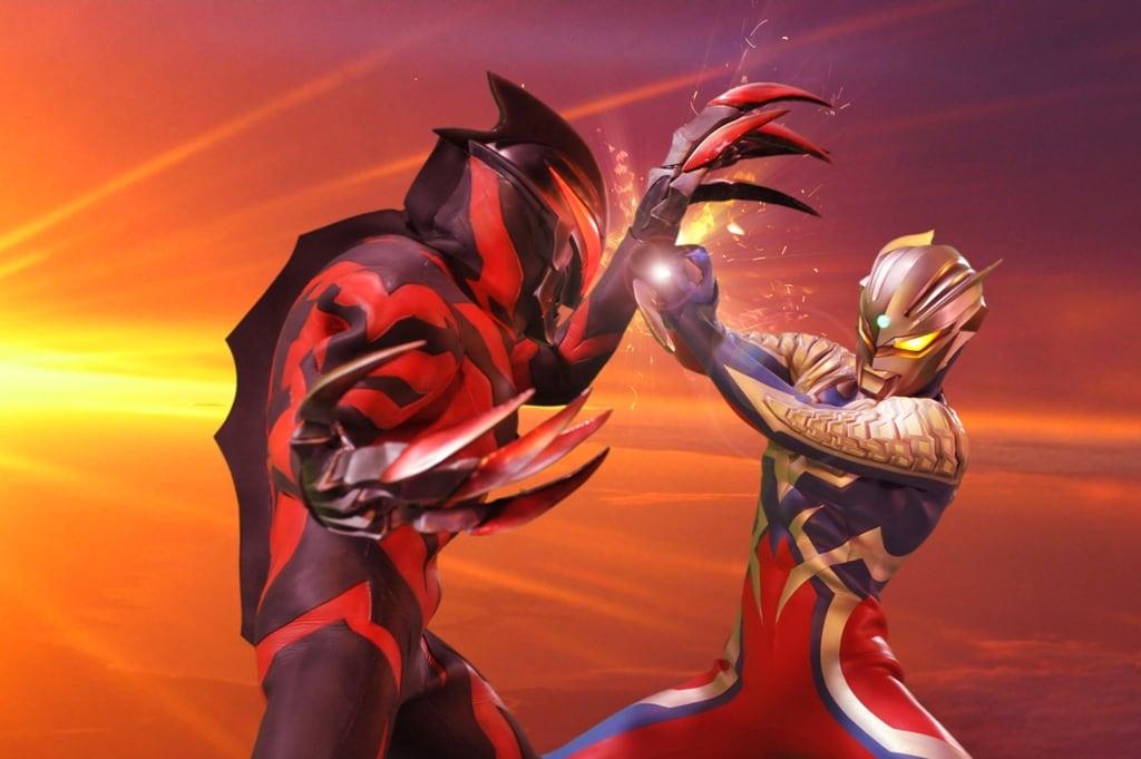 1024full Ultraman Zero The Revenge Of Belial Screenshot