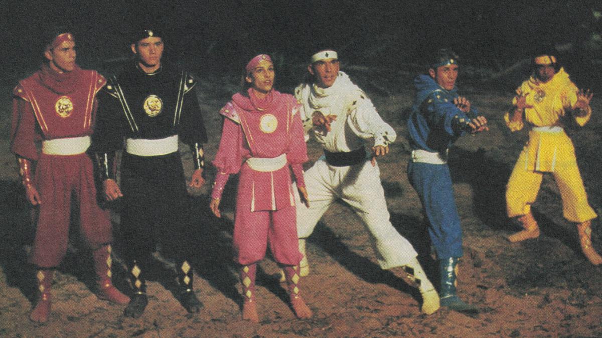 Power Rangers Movie Script To Screen