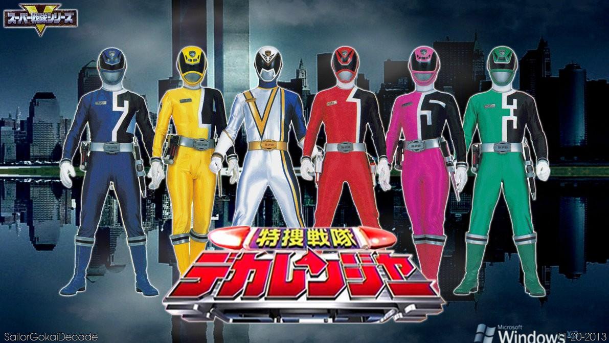 Tokusou Sentai Dekaranger Chiến đội Đặc Nhiệm Dekaranger 1
