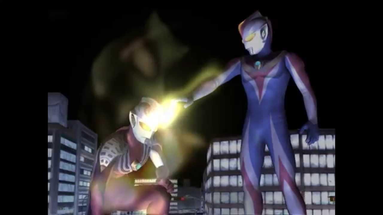 Ultraman Cosmos Vs Ultraman Justice The Final Battle 2
